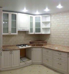 Шкафы,встроенная и корпусная мебель,кухни на заказ