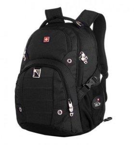 Вместительный рюкзак для школы, тренировок