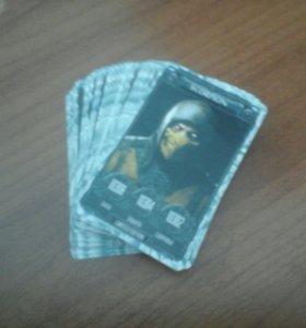 Игровые карточки от draxsus
