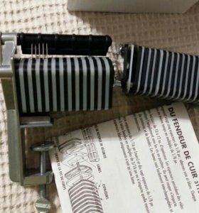 Ручной инструмент для нарезки кожаных лент IVAN