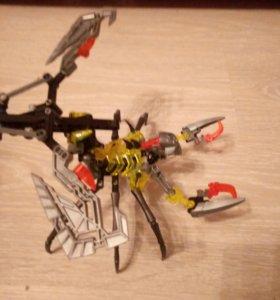 Конструктор LEGO Bionicle 70794 Скорпионий Череп