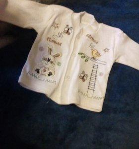 Подарочный комплект для малыша(6 предметов)