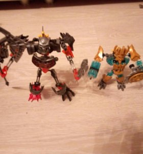 LEGO BIONICLE Конструктор Создатель Масок против С