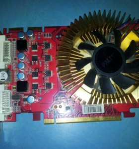 Видеокарта RADEON HD 4850 512Mb DDR3