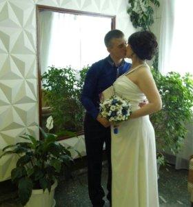 Свадебное платье ЦЕНА ТОЛЬКО ДО КОНЦА СЕНТЯБРЯ