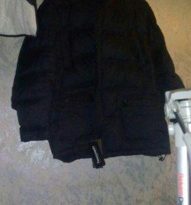 Куртка зимняя размер 70
