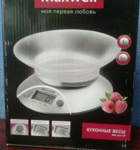 Кухонные весы Maxwell MW1451