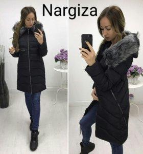 Новая куртка, зима