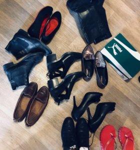 Обувь 40 размер от 300 руб
