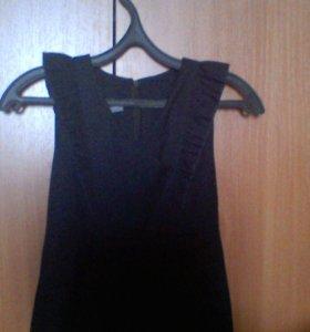платье- сарафан для школы