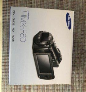 Видеокамеры Samsung HMX-F80