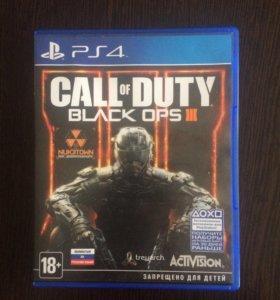 Игра на PS4 - Call of Duty Black Ops 3