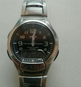 Часы casio 3793 AQ-180W