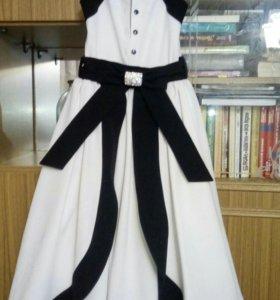 Платье на выпускной бал в садике.