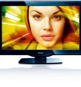 """ЖК-Телевизор Philips 32PFL3605 32"""" 81см б/у"""