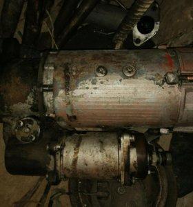 Стартер для дизельного газ 3307. 3308