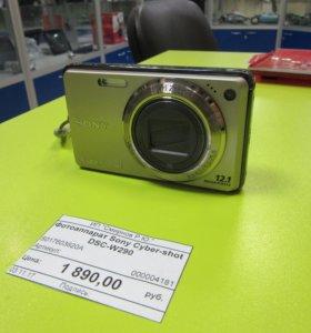 Sony Cyber-shot DSC-W290