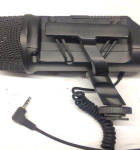 микрофон Rode Stereo VideoMic для SLR камеры