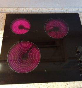 Электрическая варочная панель из Ikea. Лаган