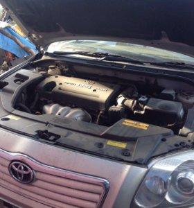 Двигатель 1AZ Toyota Avensis