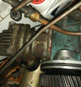 Компрессор для газ 3307 3308 дизеля
