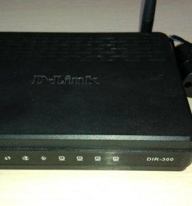 Продам D-Link DIR-300