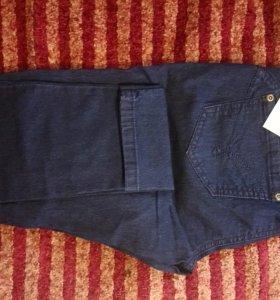 Леггинсы джинсы.