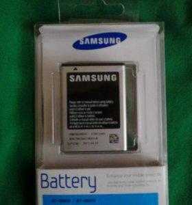 Новый аккумулятор Samsung