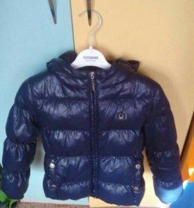 Куртка 110-122
