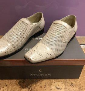 Туфли мужские кожаные Carnaby
