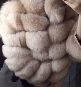 Песцовая Шубка 70 см