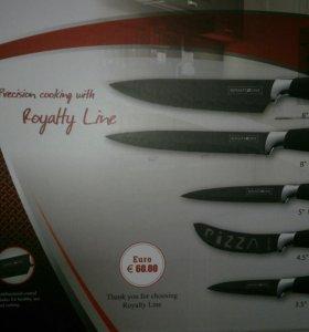 Набор из 6 ножей. Швейцария.