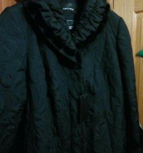 Зимнее пальто женское новое
