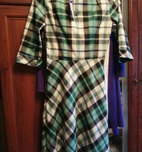 НОВОЕ платье в пол, 42-44