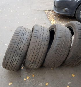 Шины Dunlop SP sport 01A 195/55/R15 H85 VW Polo