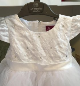 Платье 86-92разм