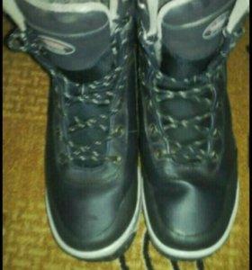 Зимние ботинки BAAS