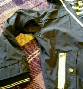 Куртка-ветровка рост 122-128 (6-8 лет)