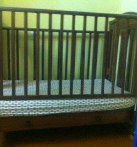 Кроватка детская Гандылян Даниэль