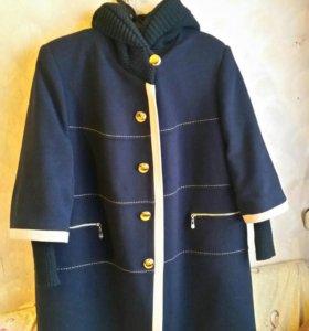 пальто зима-осень.