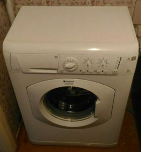 Продам стиральную машину hotpoint-ariston arsl 105