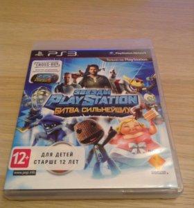 Звезды PlayStation PS3