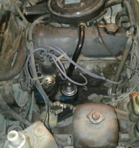 Двигатель Ваз 2106.1.6л 36.000пробег