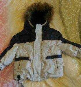 Orbi Куртка на мальчика 1 год