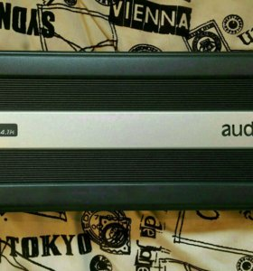Audison LRX 4.1k 4хканальный усилитель