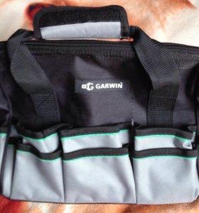 Сумка для инструмента фирмы GARWIN