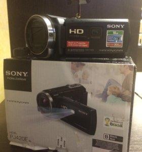 Sony HDR PJ420