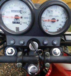 Мотоцикл авм FX 200
