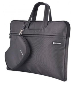 Черная сумка для Macbook Pro 15 Comma Dexter