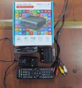 Приёмник TV высокой чёткости PatixDigital PT-100